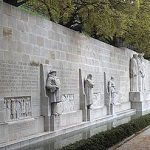 The Reformation Wall, Belgium